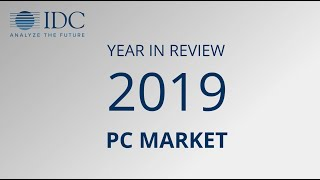 Is the PC Market Dead? 2019 Outlook