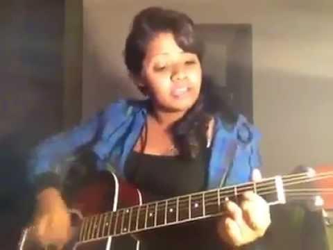 Beautiful Girl Singing (sanwedana mahade dara)