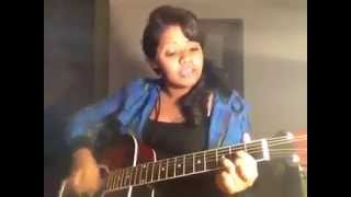Beautiful Girl Singing (sanwedana mahade dara)