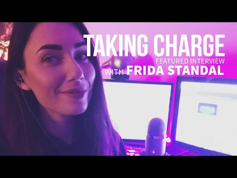 TAKING CHARGE // Frida Standal