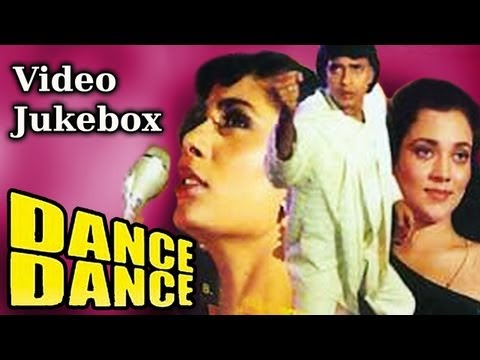 Dance Dance - Song Collection - Mithun Chakraborty - Smita Patil - Alisha Chinai