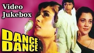 Dance Dance - All Songs - Mithun Chakraborty - Smita Patil - Alisha Chinai - Bappi Lahiri