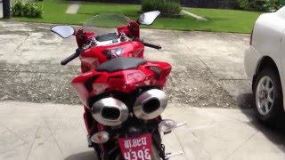 Ducati 848 EVO with exhaust sound, HD - Super Bikes Of Nepal ( SBN )