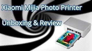 Xiaomi Mijia Photo Printer: Unboxing & Review en español