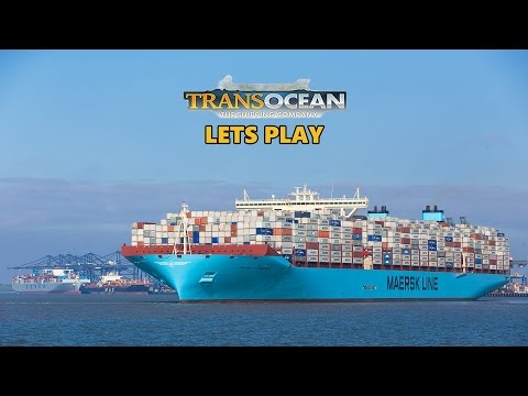 TransOcean The Shipping Company Campaign - Lets Play (Episode 45) - The Big Contract Delivered