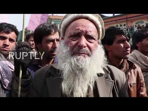 Afghanistan: 'Stop the war!' - Protest condemns US airstrikes as civilian casualties rise Mp3