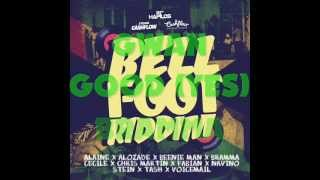 BELLFOOT RIDDIM MIXX BY DJ-M.o.M NAVINO, STEIN, CECILE, ALAINE, CHRIS MARTIN and more