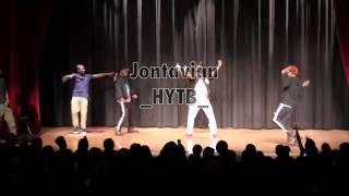 "Jontavian ""Hytb"" Live @ Conyers Middle School"