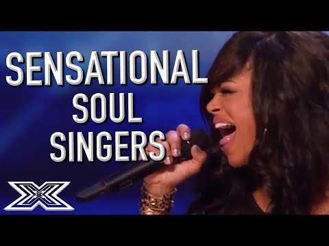 SENSATIONAL Soul Songs Auditions! | X Factor Global