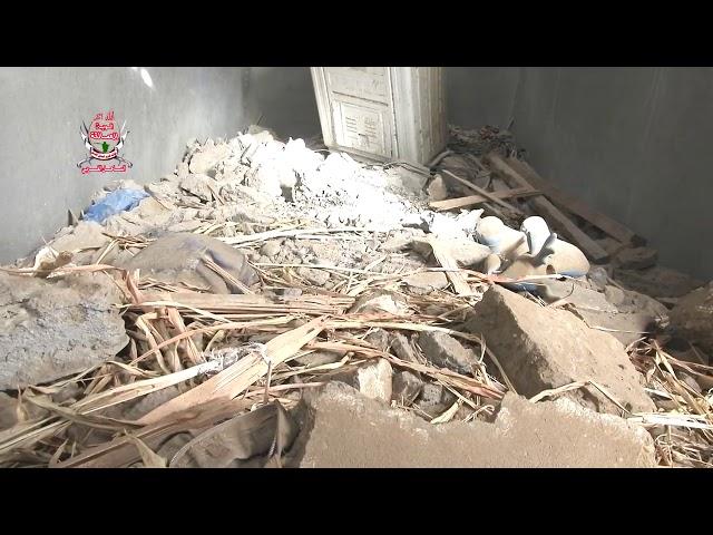 شاهد.. بعد تجاهل الأمم المتحدة لجرائمهم . المليشيات الحوثية تواصل قصف منازل المواطنين في الحديدة
