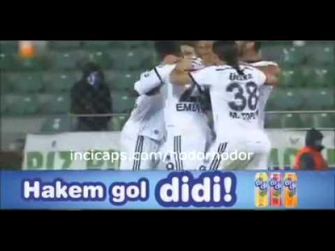 Mehmet Topal gol sevinci :)