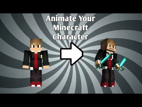 How to animate your minecraft character on androidios youtube how to animate your minecraft character on androidios ccuart Images