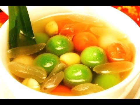wedang-ronde---ginger-beverage---traditional-culinary-of-yogyakarta-indonesia---wisata-kuliner-[hd]