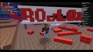 Looking at the proveit place on ROBLOX! March 18th John doe day!!!