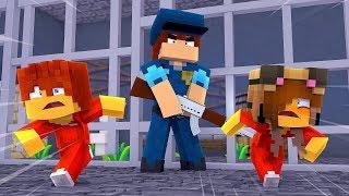 Minecraft Daycare -  PRISON BREAK !? (Minecraft Roleplay)