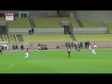 Suivez en direct le match d'entraînement AS Monaco - Genoa