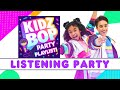 KIDZ BOP Party Playlist - Listening Party!