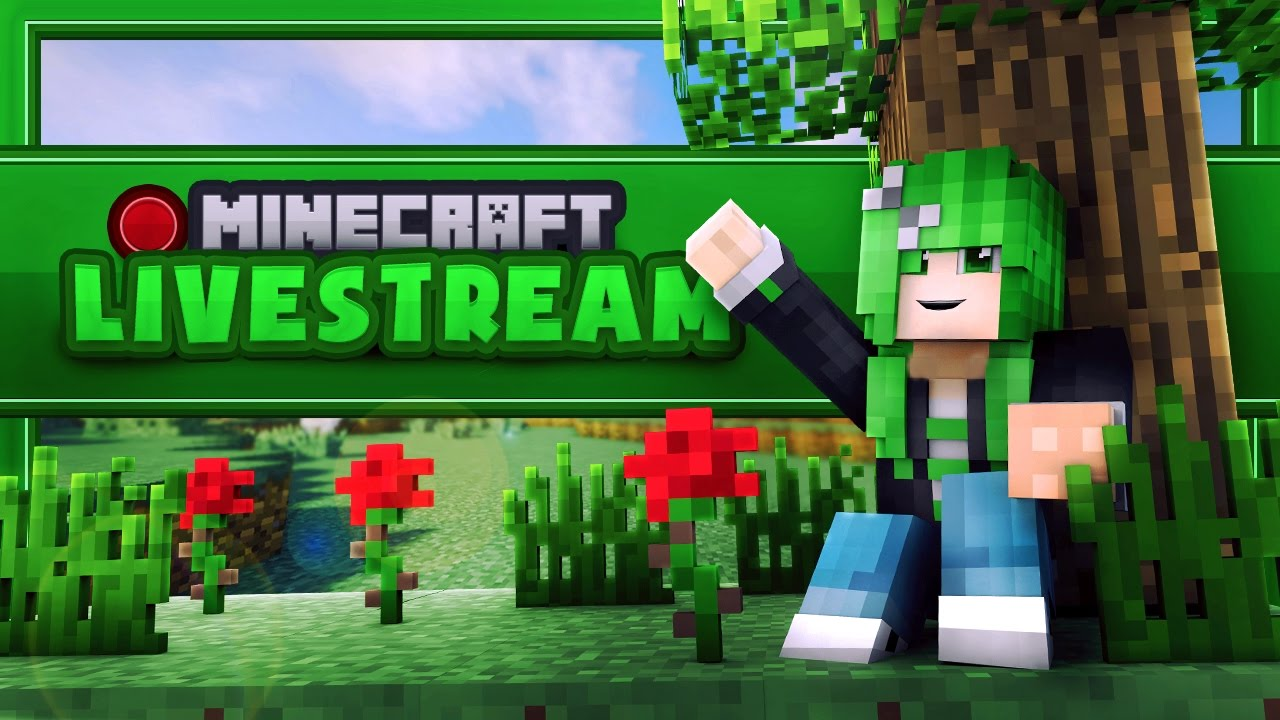 Minecraft Lucky Blocks Stream with Ssundee Crainer NeoMC