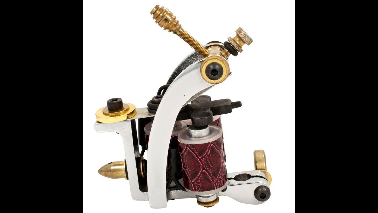 Tattoo Machine Reviews - Tattoo Machine To Buy In 2018 - YouTube