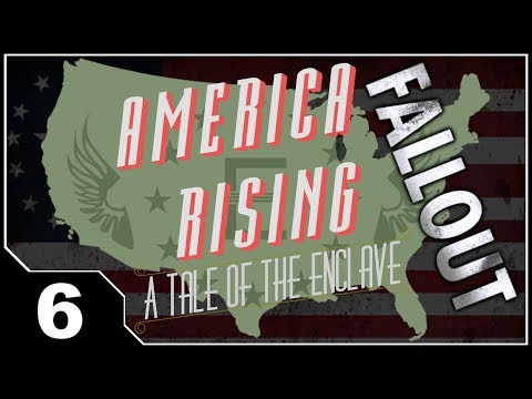 Fallout America Rising - EP6 Humanity Must Shape Their Tools