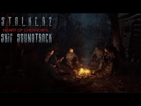 S.T.A.L.K.E.R. 2. - Skif Teaser Soundtrack (Surreal East Cover) - (Сплин - Линия Жизни)