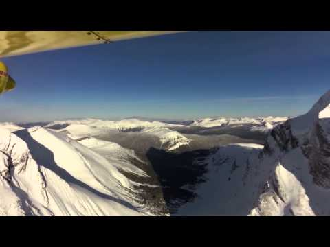 Winter Flying in Northern BC