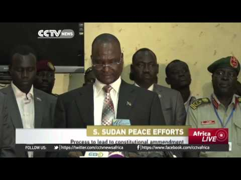 South Sudan peace talks stir hope of an end to the conflict