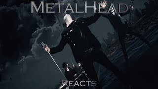 Обложка METALHEAD REACTS To All The Devils Toys By Deathstars