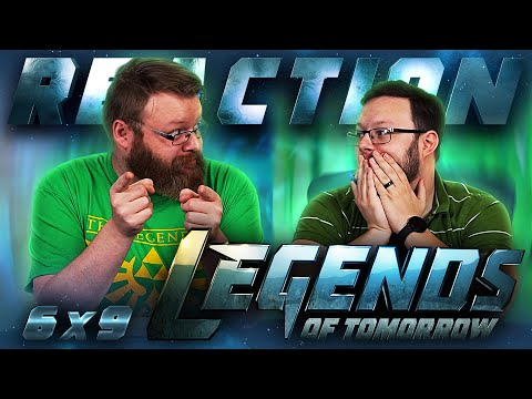"""Download Legends of Tomorrow 6x9 REACTION!! """"This Is Gus"""""""