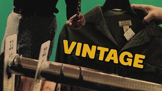 How to Dress Like a Badass in Vintage Clothes