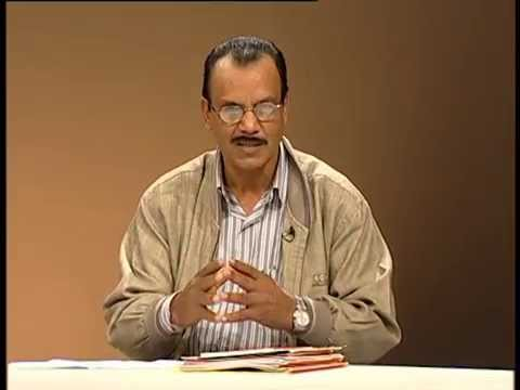 Mauritius: SRIJAN by Dr Vinaye Goodary 21 Oct 2015 Ep. 12 with Prof N Pillai & Mr  D Shambhoo