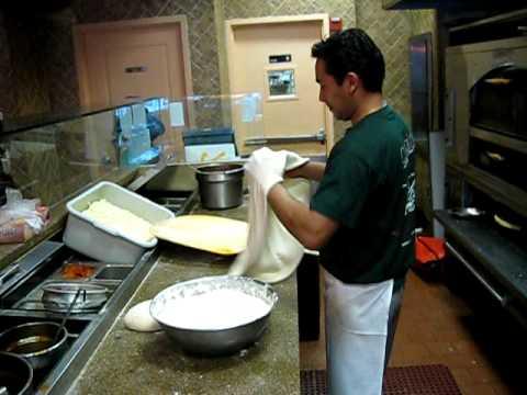 Fastest pizza maker ever
