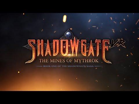 Shadowgate VR : The Mines of Mythrok - Official Teaser Trailer