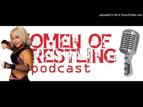Lufisto - Women Of Wrestling Podcast 9