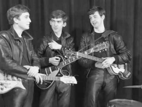 Клип The Beatles - Sheik of Araby
