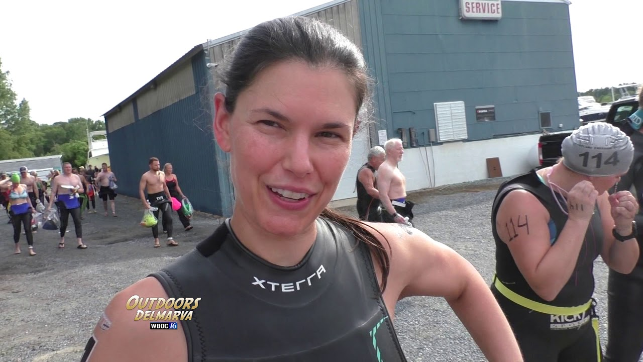Outdoors Delmarva: Maryland Freedom Swim 2019