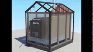 Outdoor Wood Furnace Installation and Operation