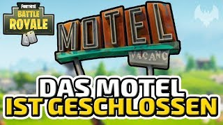 Das Motel ist geschlossen - ♠ Fortnite Battle Royale ♠ - Deutsch German - Dhalucard