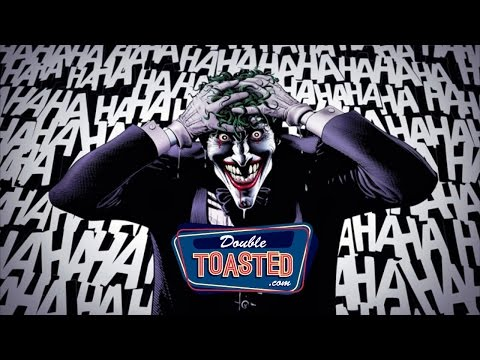 THE KILLING JOKE MOVIE REVIEW - Double Toasted Highlight