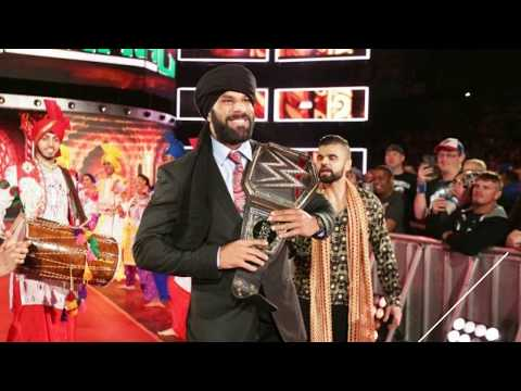 Jinder Mahal Sher Lion Official theme 2017