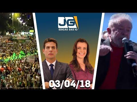 Jornal da Gazeta - Edição das 10 - 03/04/2018