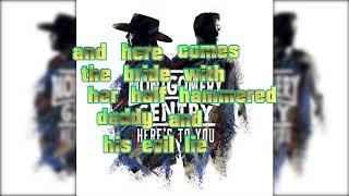 Shotgun Wedding - Montgomery Gentry (lyrics)