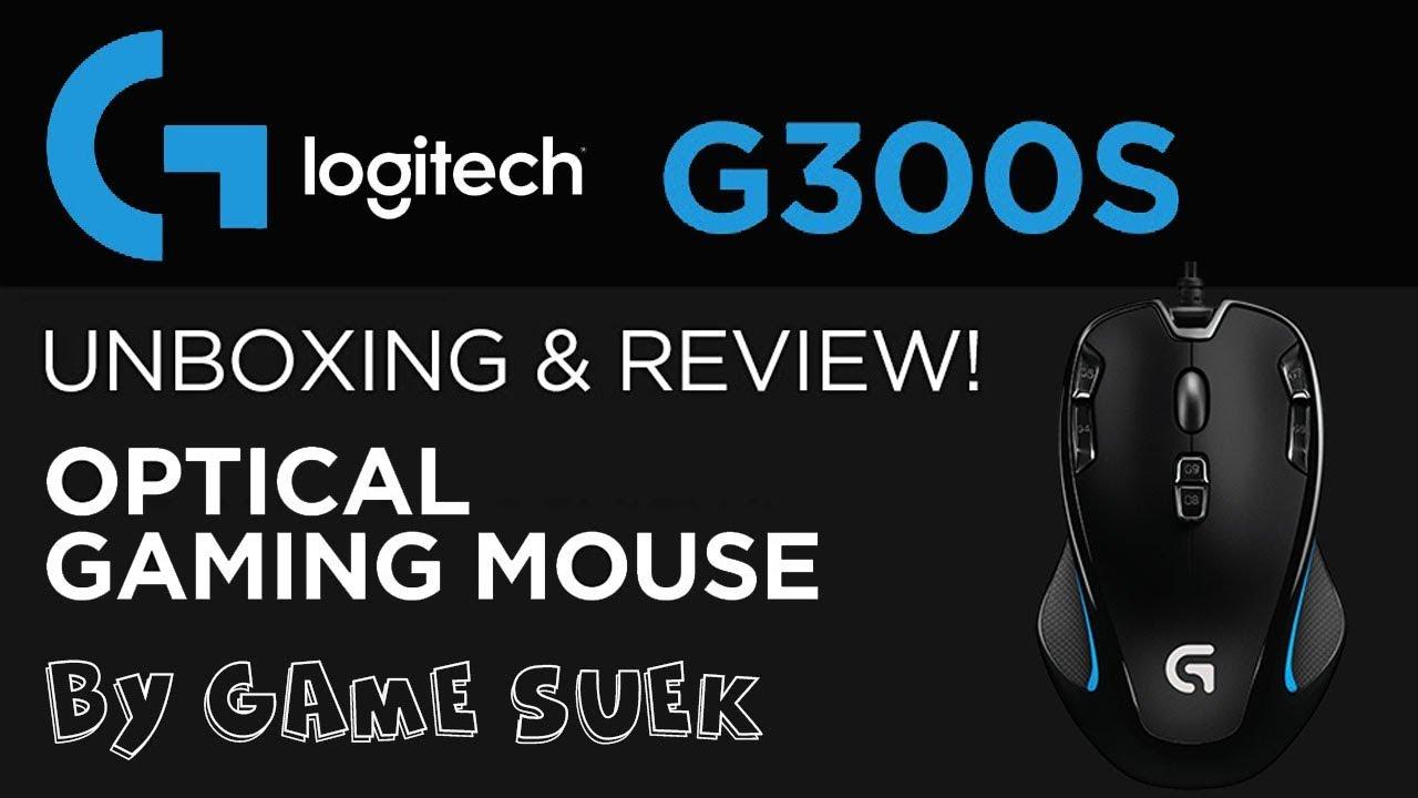 Unboxing Review Singkat Mouse Gaming Logitech G300s Indonesia By Original Garansi Resmi