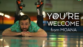 You're welcome - moana - peter hollens feat. andrew huang
