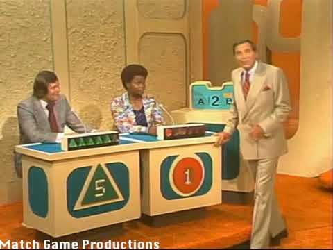 Match Game 77 (Episode 1038) (Betty and Charles Swap Seats)