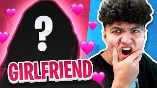 Exposing My Little Brothers Secret Fortnite Girlfriend...