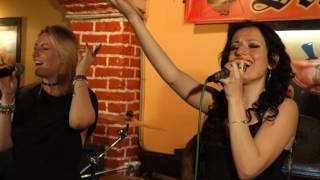 Андем (акустика) - Безумный Ангел 2016.10.23 Москва клуб Швайн
