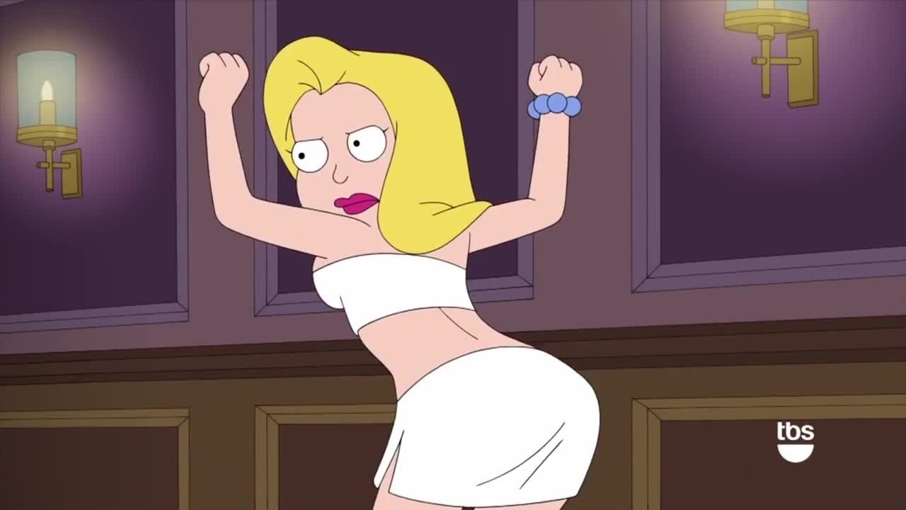 american dad francine smith nackt
