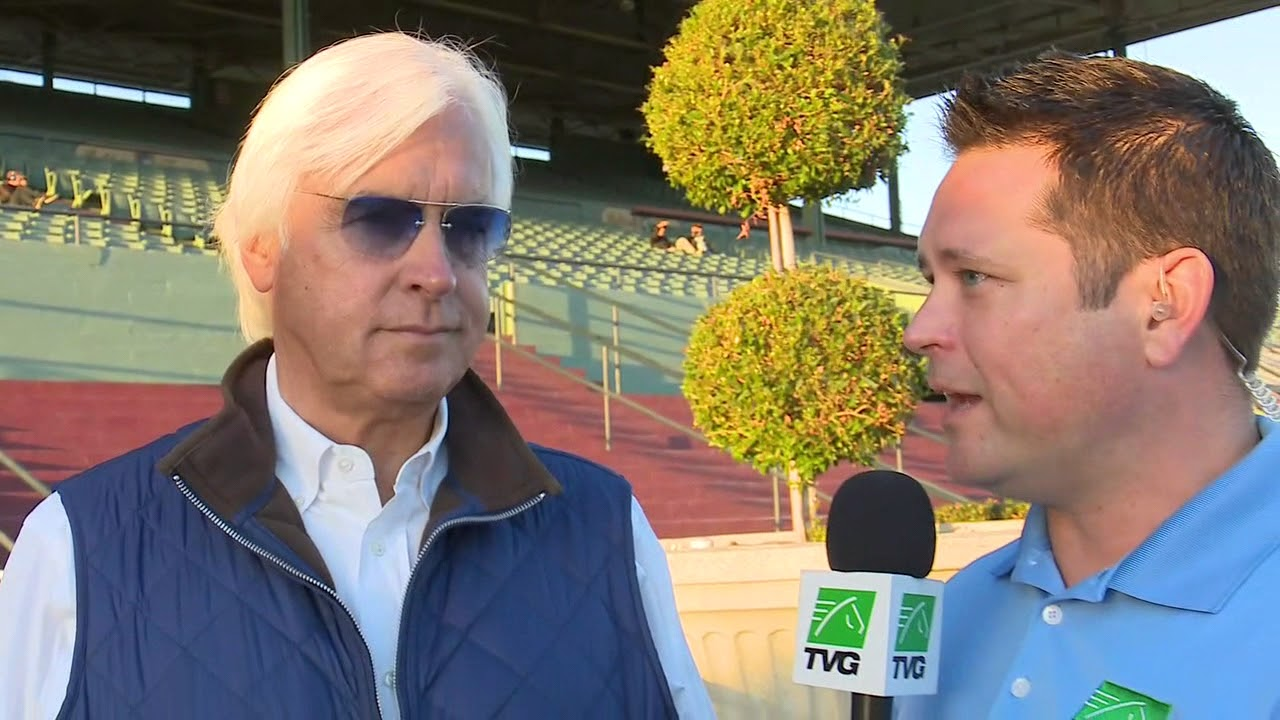 Bob Baffert Talks Breeders' Cup - YouTube