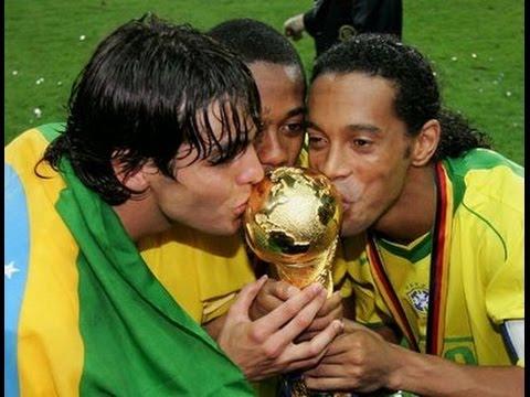 Ronaldinho Robinho Kaká  ►Believe ► WC 2014 Brazil